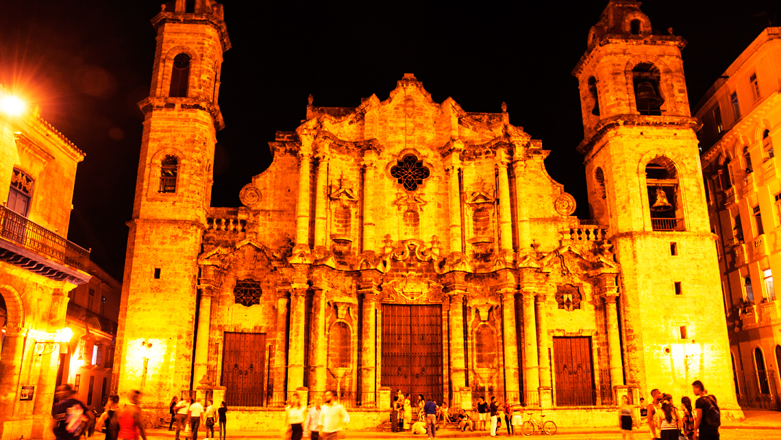 catedral de la habana 1